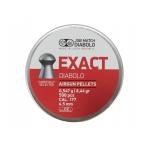 Śrut Diabolo JSB Exackt 4,50mm 500szt