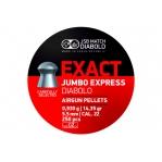 Śrut JSB Jambo Exackt  Expres 5,52mm 250szt
