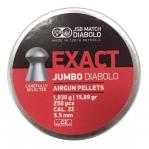 Śrut Diabolo JSB EXACT 5,52 mm 250szt.