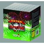 Wyrzutnia TB22 Extra Show fajerwerki