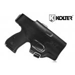 Kabura skórzana do pistoletu CZ-75 D Compact