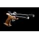 Pistolet Kandar CP1-M ( ryflowana ciemna osada)