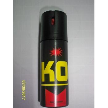 Gaz obezwładniający pieprzowy KO 2,5% OC