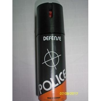 Gaz obezwładniający pieprzowy Police Defense 5% OC